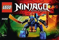 LEGO Ninjago 30292 Jay 's Nano mecc * 2015 * sfusi