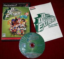 PS2 Game DANCE REVOLUTION EXTREME NTSC-J Japan Import PlayStation 2