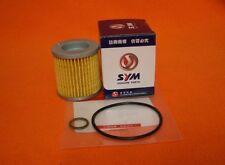 Ölfilter  und O-Ringe original SYM Sanyang HUSKY 125 oil Filter genuine SYM