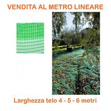 """Telo rete raccolta olive frutta """"Olivella"""" 33 gr con rinforzo VENDITA A MISURA"""