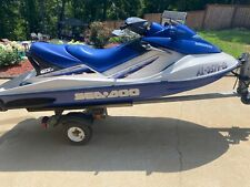 """New listing 2002 Sea-Doo Gtx Di """"Low Hours� Barely Used, With Trailer"""