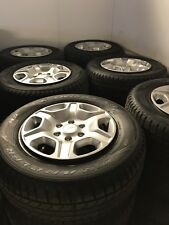 New Ranger Wheels With 265 65 17 Goodyear Allweather Tyres