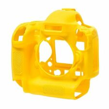 Easy Cover Nikon D4s Camera Silicone Skin Case Yellow