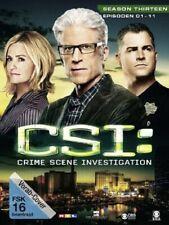 CSI: LAS VEGAS-SEASON 13.1 3 DVD NEU