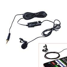 Boya By-m1 Microphone Cravate 3 5 mm pour Smartphone/canon/noir