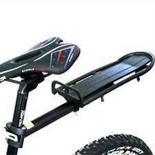 Bike Commuter Carrier Rack Seatpost Quick Release Rear Mount for Bicycle Cargo