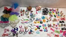 Littlest Pet Shop Lot of 12 RANDOM Accessories Clothes Custom Handmade  #14