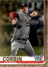 A8653- 2019 Topps Gold Baseball Card #s 500-700 -You Pick- 10+ FREE US SHIP