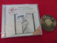 CD Richard Stauss: Vier letzte Lieder Lisa Della Casa Capriccio Germany 2000 OVP