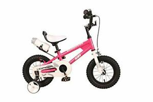 JOEY Hopper 12 inch Kid's Bicycle Fuchsia Children's Bike
