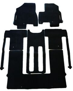 Floor Mats for KIA Carnival Car Floor Mats (2015-2020)