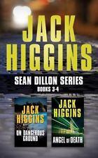 Jack Higgins - Sean Dillon Series: Books 3-4: On Dangerous Ground, Angel of Deat