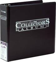 Ultra Pro - Black Collector Card Album