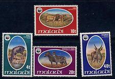 WWF Malawai Scott 318 - 322