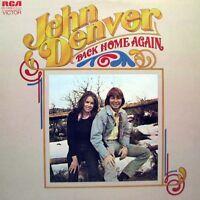 JOHN DENVER Back Home Again LP