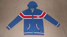 Montreal Canadiens Blue NHL by Ilanco Youth Size Small Hoodie Sweater