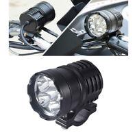 2pz LED Fendinebbia Luce ausiliaria per bici Faro per bicicletta Moto 12V Faro .