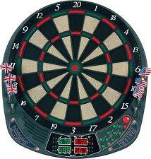 Best Sporting Elektronische Dartscheibe 4 LEDs 159 spiele 12 Pfeile