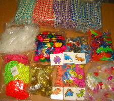 1440 TOYS, 10 GROSS, FINGER TRAPS, GOLD COINS, STICKY HAND CARNIVAL PARTY PRIZES