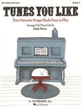Arr Mark Nevin Tunes You Like 3 Revised Edition Play Easy Piano SHEET MUSIC BOOK