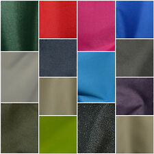 13 COLOURS! TOUGH WATERPROOF OUTDOOR CANVAS FABRIC MATERIAL COVER CORDURA TYPE!