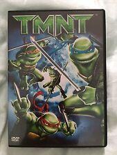 Original DVD Movie - Teenage Mutant Ninja Turtles (TMNT)