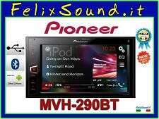 PIONEER MVH-AV290BT AUTORADIO 2DIN BLUETOOTH IPHONE AUX IN USB