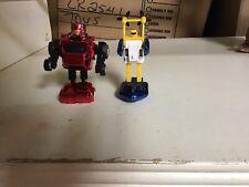 Transformers (mini autobots) Lot Of 2