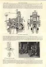 1915 Whittaker Briquette Presses Also Alexanders Hercules