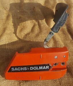 Kettensäge Sachs Dolmar 112 114 .... Kettenraddeckel mit Bremse
