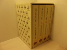 Coffret Dictionnaire des auteurs Laffont & Bompani 4 tomes Collection Bouquins