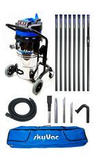 SkyVac Industrial Elite Gutter Cleaning Vacuum System - 12m/40ft (110v or 240v)