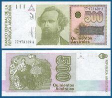 Argentine/Argentina 500 Iles Australes (1990) unc p.328b