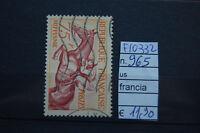 FRANCOBOLLI FRANCIA USATI N°965 (F10332)