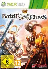 Microsoft XBOX 360 Spiel ***** Battle vs. Chess *************************NEU*NEW