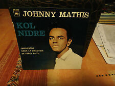 "johnny mathis""kol nidre""""eli eli""""deep river"".ep7""or.fr.cbs:ep5917..biem..rare"