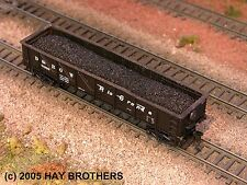 Hay Brothers Coal Loads (3-pack) - fits Dimi-Trains/Intermountain Gsc Gondolas