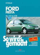 Reparaturanleitung Ford Fiesta 2002-2008 + Mazda 2 Handbuch So wirds gemacht 143