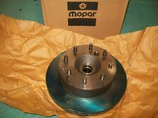 NOS 1975 76 77 78 79 Dodge Truck W200 Hub & Disc Rotor M880 4089275 Power Wagon