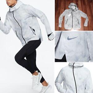 NWT Nike Shield Tech Pack Reflective Flash Running Jacket BV5721 094 $225 S