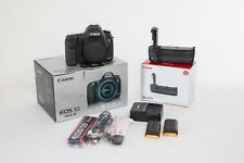 Canon EOS 5D Mark III (Body Only), and BG-E11 Battery Grip