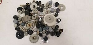 HP Old Style Knobs Lot of 74