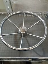 Stainless Steel Marine Steering Wheel