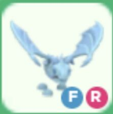 Roblox Adopt Me legendary Fly Ride Frost Dragon