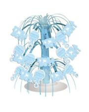 Its A Boy New Baby Cascade Table Centrepiece Decoration