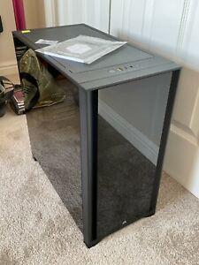 Corsair iCUE 4000X RGB Tempered Glass Mid-Tower ATX Case — Black