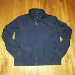 GANT THE NEW HAMPSHIRE 3.0 Mens Blue Zip Front Jacket Size Large * RRP £ 265