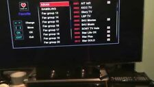 Channel list  NEW  2018 *** FREEVIEW UK ***  FIX OPENBOX V8S F5S *uk sat*
