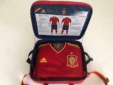 Adidas Spain Home Jersey Euro 2012 Techfit Limited Edition Size L