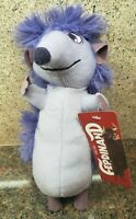 NEW Ferdinand Dos Hedgehog Plush Toy Movie Cartoon Stuffed Doll Figure BlueSky